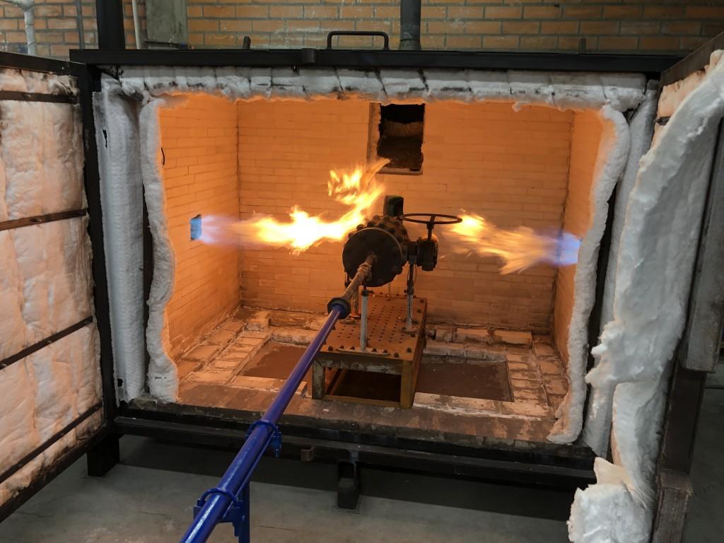 TESTE FIRE SAFE